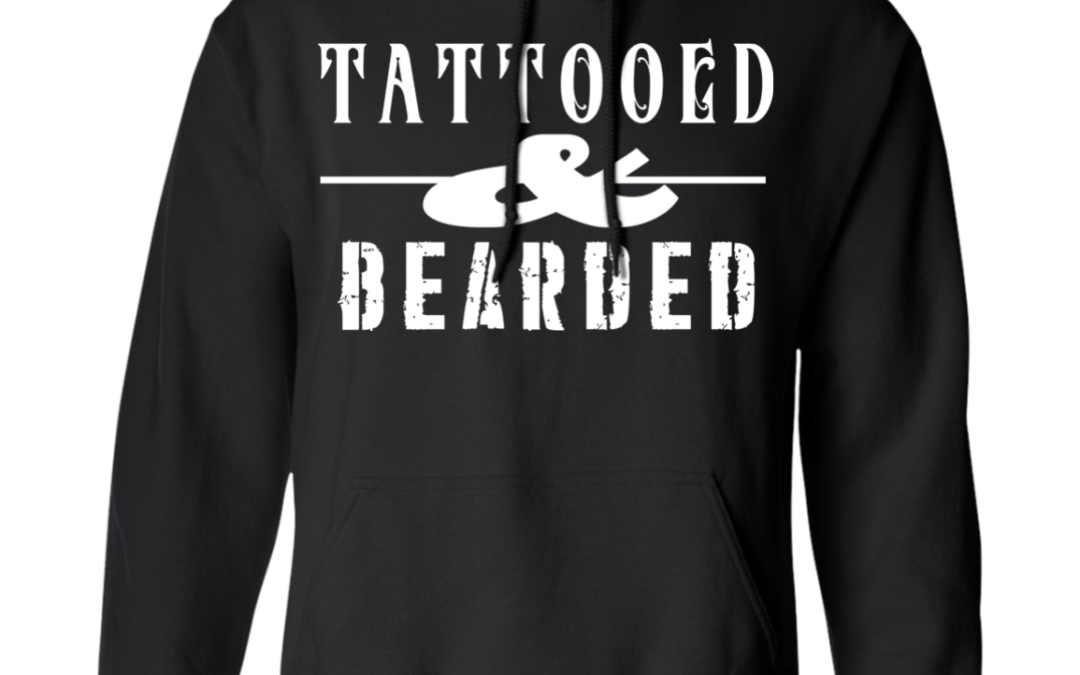 Tattooed & Bearded