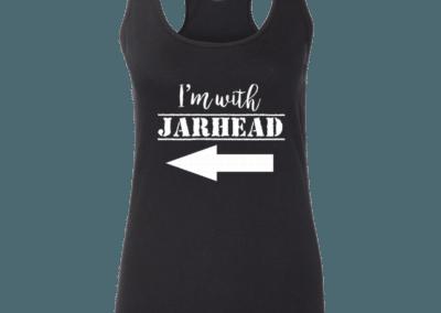 I'm with Jarhead